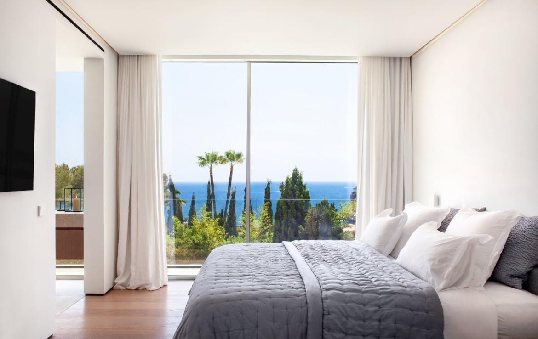 Moderne Meerblick Villa in Sol de Mallorca - Steven Schmidt ...